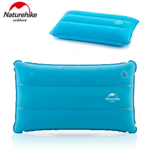 Naturehike Air Pillow Outdoor Camping Inflatable Pillow Foldable Travel