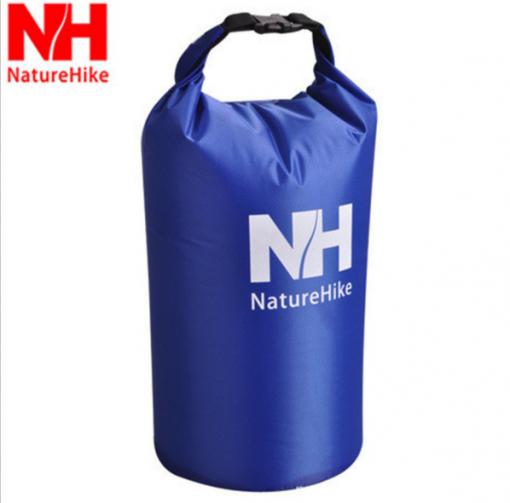 NatureHike Drybag 15L Ultralight Outdoor Rafting Hiking Swimming Waterproof Bag