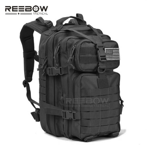 Rebow 34L Military Backpack Tactical Assault Pack Rucksack