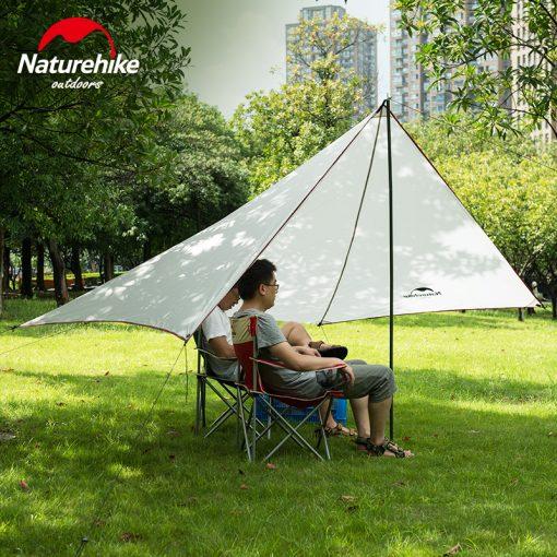 Naturehike Outdoor Tarp Tent Camping Waterproof Beach Quick Built Camping