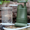 Miniwell Water Filter Portable Backpacking Hiking Travel Kits Outdoor