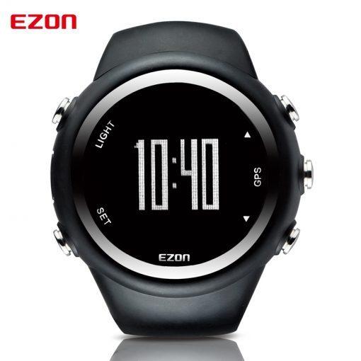 EZON GPS Sport Watch Waterproof 50m Running Hiking Wristwatch