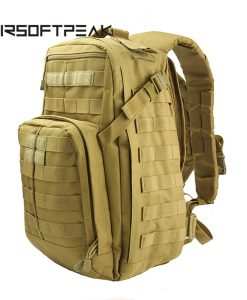Airsoftpeak 40L Outdoor Backpack Tactical Molle Pack Rucksack
