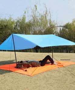 Bluefield Tarp Shelter 3x2,9 m Mat Tent Canopy 190T Footprint
