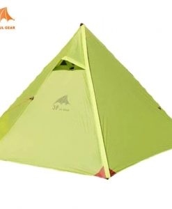 3F UL Ultralight 210T Double Layer Tent 1 Person Waterproof Shelter