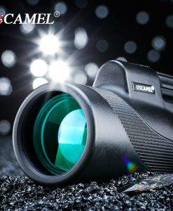 Uscamel Monocular Scope Bird 10x Optic Waterproof Zoom Scalable