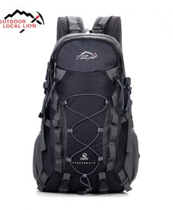 Outdoor Sport Bag LOCAL LION 40L Backpacks Travel Bag