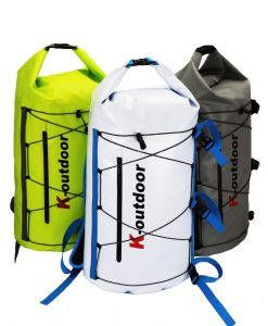 K-outdoor Waterproof backpack 55L K-Outdoor Ultralight foldable Rafting