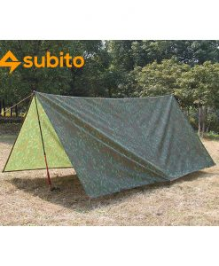 Subito Tarp Shelter Camping Mat 3X3M Ground Fabric