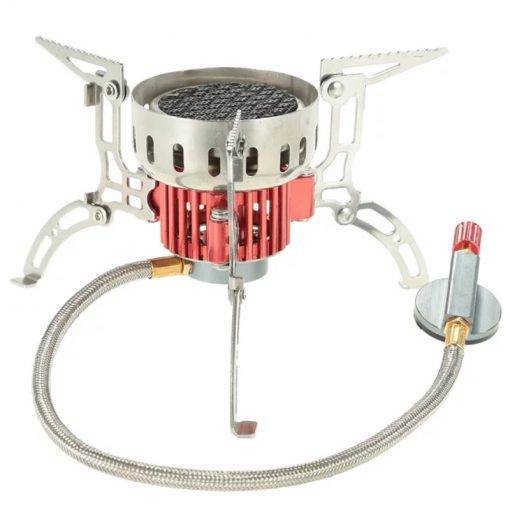 BRS Infrared ceramic camping stove 3500W gas stove gas torch camping stove