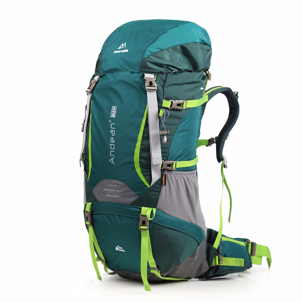 Maleroads 70L backpack Professional Climbing Bags Outdoor ...