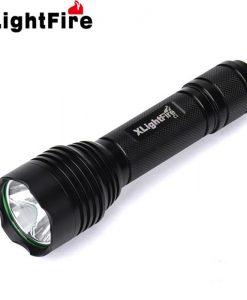 XLightFire 5000LM torch Front Flashlight XM-L Q5 LED 18650