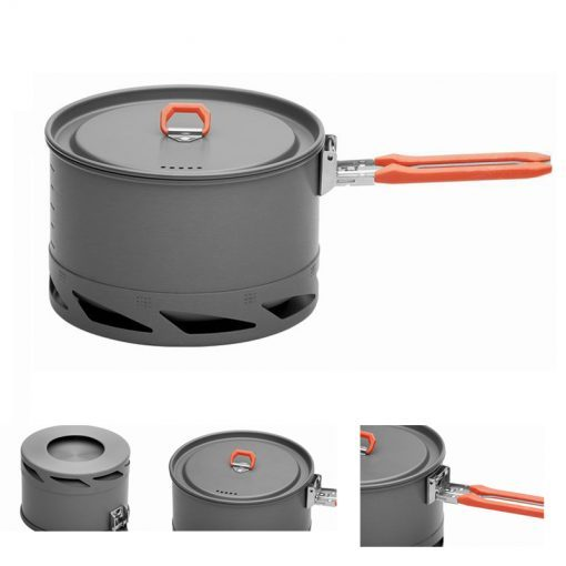 Fire Maple Heat Exchanger Camping Pot Outdoor Cookware Cooking Pot