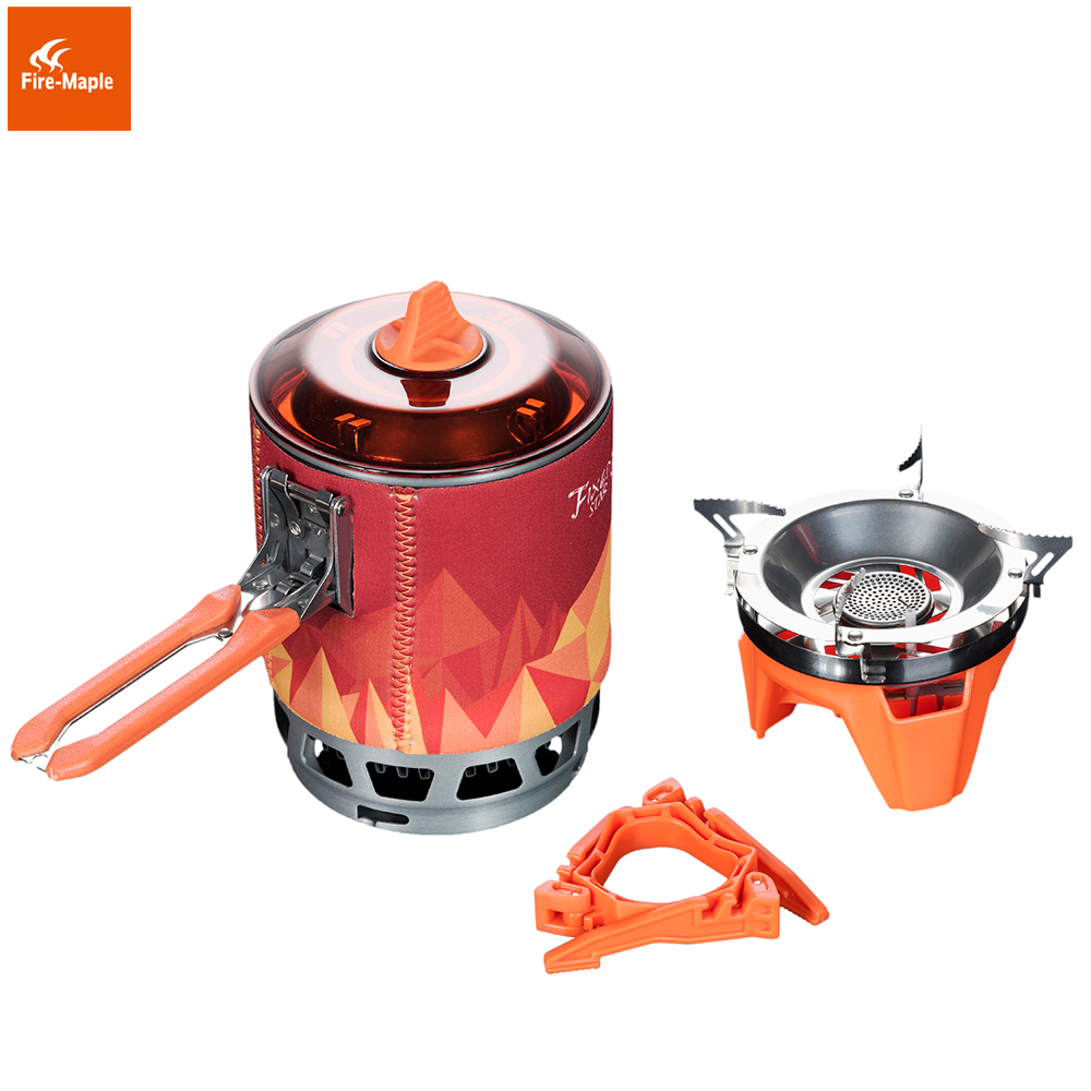 fire maple fms x3 cooking system outdoor gas stove burner. Black Bedroom Furniture Sets. Home Design Ideas