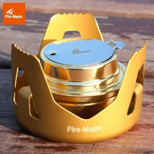 Fire Maple Alcohol Stove Portable Mini Ultra-light Spirit Health with Stand