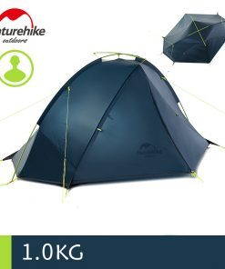 Naturehike Taga Tent 20D Nylon Ultralight 1kg - 1.2kg Waterproof