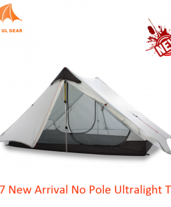 3f UL Lanshan Tent 1 person 2 Person ultralight tent 2 layer