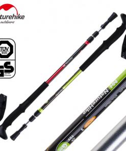 NatureHike Hiking Canes Trekking Pole Alpenstock Walking Stick Ultra-light