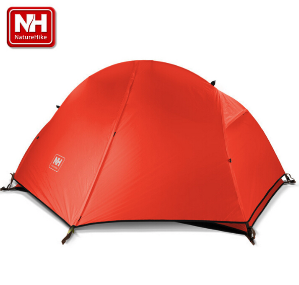 Naturehike NH18A095-D Tent Ultralight Silicone One Man  sc 1 st  Hiker Outlet & NH18A095-D Tent Ultralight Silicone One Man