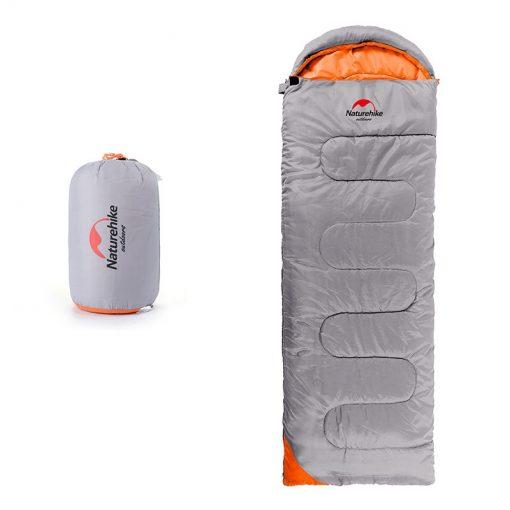 Naturehike Spring Sleeping Bag Adult Portable Camping Hiking Bags for 0-15C Fiber