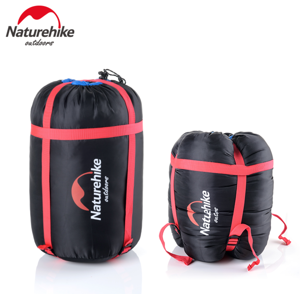 Naturehike Camping Sleeping Bag Pack Compression Storage Carry