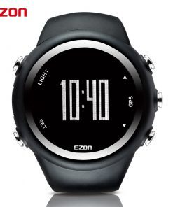 EZON GPS Sport Watch Waterproof 50m Running Hiking Wristwatch