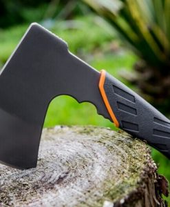 Huiwill axe head 440C stainless steel outdoor survival axe