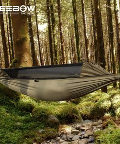Reebow Tactical Hammock SBS Two-side Zipper