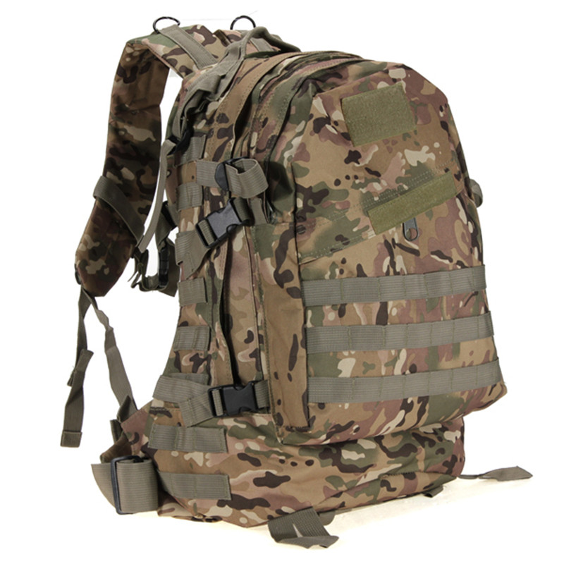 52e9fe1230c5 Free Knight 55L Tactical Backpack Military Style Rucksack Bag