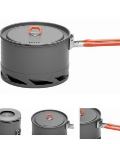 Fire Maple Heat Exchanger Camping Pot Outdoor Cookware Cooking Pot