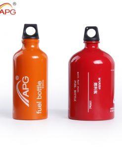 APG Multifuel Bottle Portable 530ML/1000ML Gasoline Petrol Kerosene Alcohol