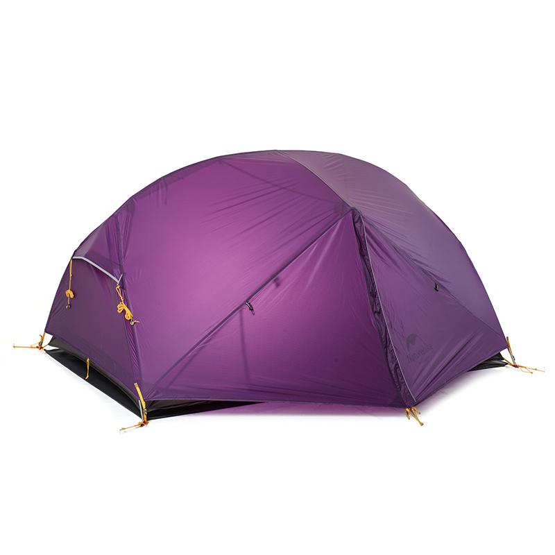 Naturehike Mongar 2 Tent Double Layers  sc 1 st  Hiker Outlet & Naturehike Mongar 2 Tent Double Layers Waterproof 3 Season ...