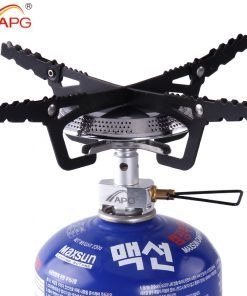 APG Gas Burners Anti-scald Portable Foldable Outdoor Gas Stove