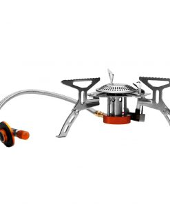 Fire Maple FMS-105 2600W Portable Outdoor Gas Stove Stainless Steel ARE4