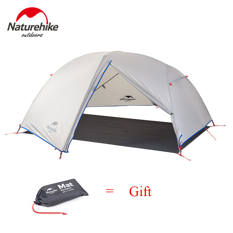 sc 1 st  Hiker Outlet & Naturehike Paro 2 Person Tent Double-layer Tent 20D Waterproof
