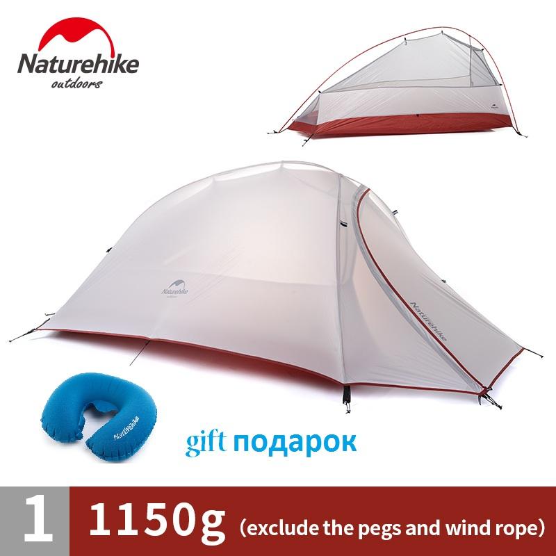 sc 1 st  Hiker Outlet & NatureHike Cloud 1 Tent 1 Man Backpacking Ultralight Waterproof