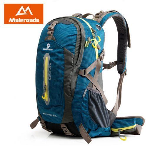Maleroads 50L 40L Backpack Hiking Trekking Rucksack Backpacking