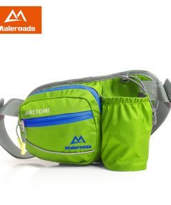 Maleroads waist pack bottle waist bag Waterproof Outdoor Sports