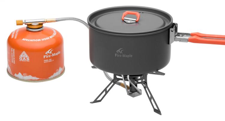 Fire Maple Fms 117t Gas Stove Ultra Light Titanium Alloy Outdoor Cooker Gas Burner