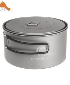 TOAKS Titanium 900ml Cooking Pots Ultralight Titanium