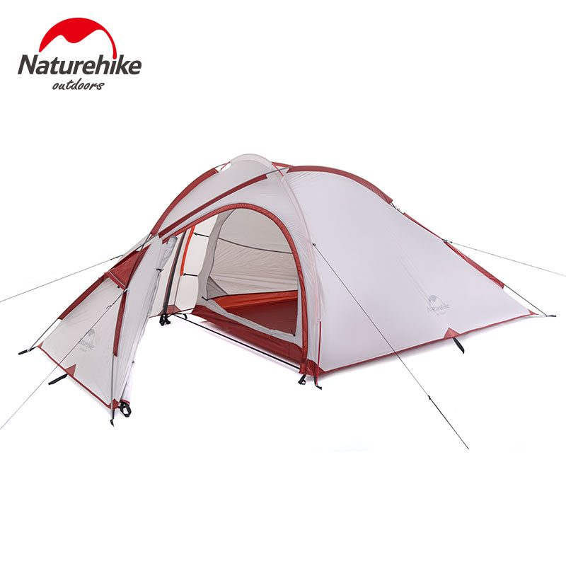 The product is already in the wishlist! Browse Wishlist · Naturehike Hiby 4 Seasons Tent ...  sc 1 st  Hiker Outlet & Naturehike Hiby 4 Seasons Tent 20D Silicone Double-Layer 3 Person