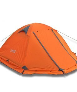 Fltytop 4 Seasons tent double layer 2 person aluminum rod snow skirt