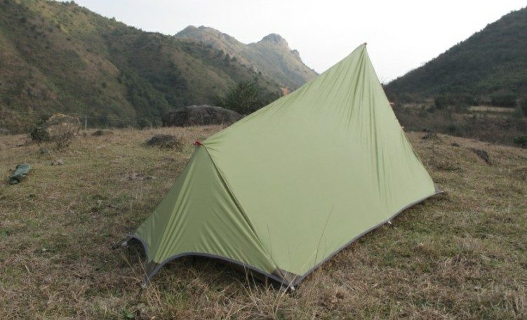& Axemen Ultralight Single Layer Tent 1-2 Person Waterproof 680 grs