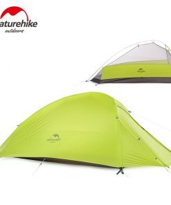 NatureHike Cloud Up 1 Tent Double-layer Ultralight NH15T001-T GREEN