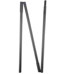 Carbon Fiber Tent Poles 59 grams 2 pieces Ultralight Pyramid Tent Poles